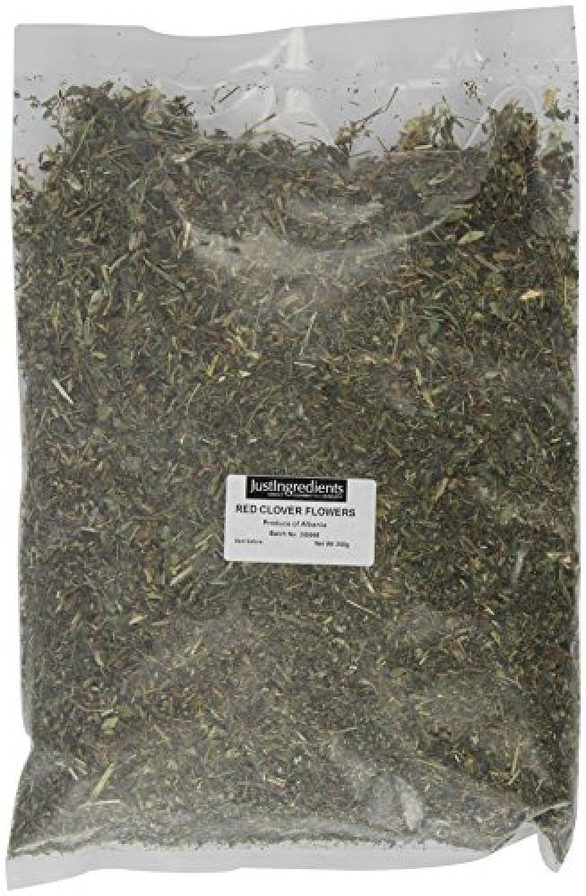 JustIngredients Red Clover Flowers 250g