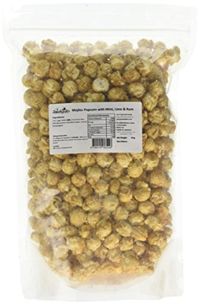 Joe and Sephs Mojito Cocktail Popcorn Party Pack 335 g