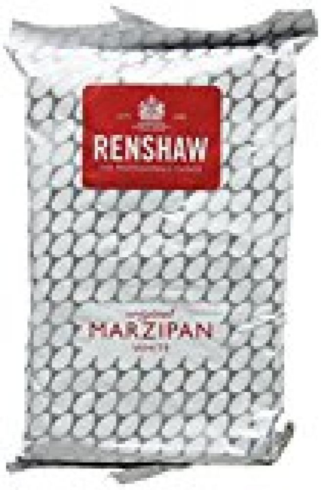Renshaw White Original Marzipan 1 kg