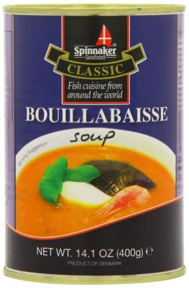 Spinnaker Bouillabaisse Soup 400g