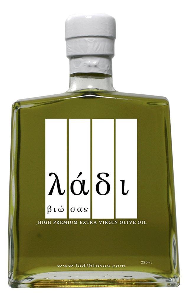 Bio Hellas Ladi Extra Virgin Olive Oil 250ml