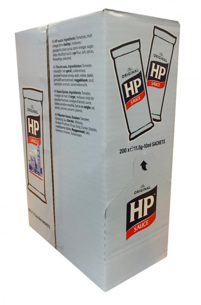 CASE PRICE  HP Sauce Original 10ml x 200
