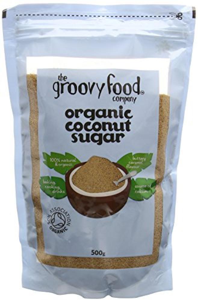 Groovy Food Company Organic Coconut Sugar 500g