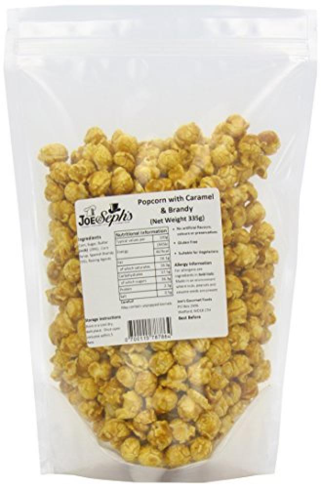Joe and Sephs Popcorn Brandy Butter Popcorn Bulk Catering Pack 335 g