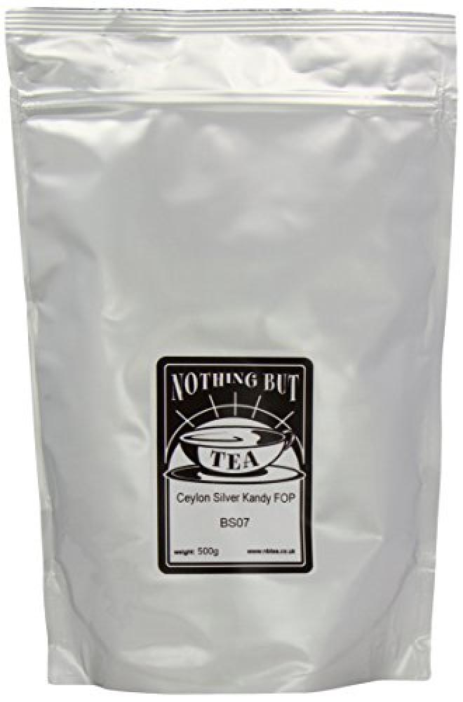 Nothing But Tea Ceylon Silver Kandy FOP 500g