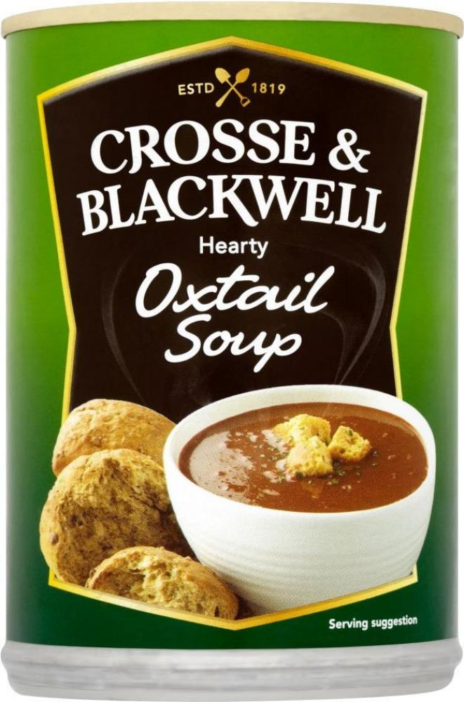 Crosse and Blackwell Oxtail Soup 400g
