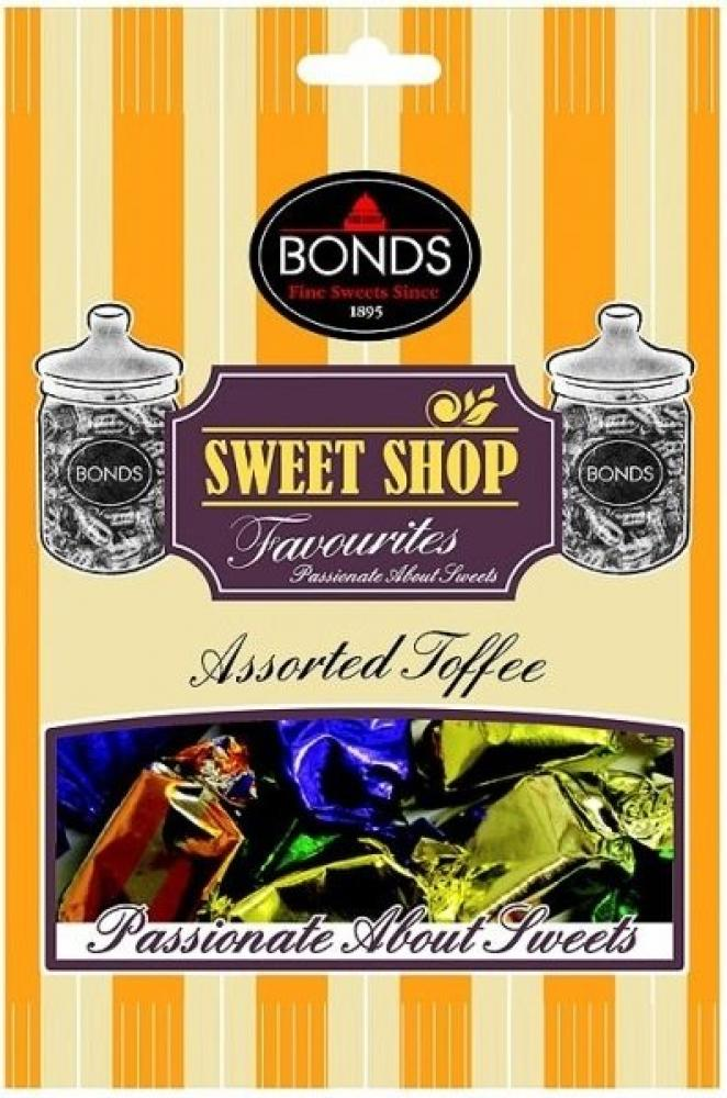 Bonds Of London Assorted Toffee 150g