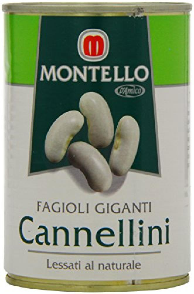 DAmico Natural Boiled Cannellini Beans 400g
