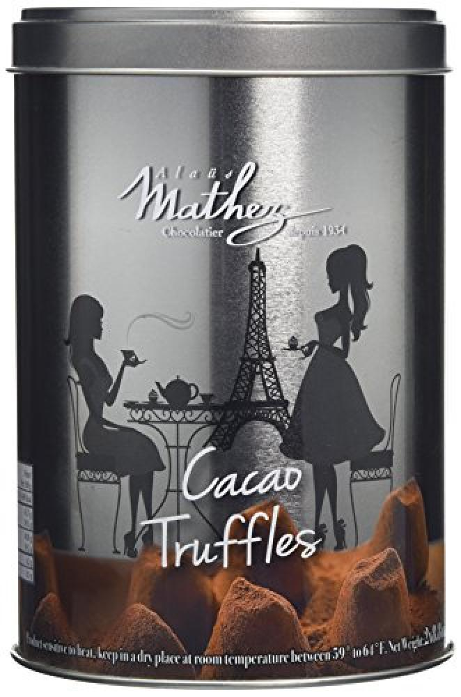 Mathez Fine French Cocao Powdered Chocolate Truffles Fantaisie 500g