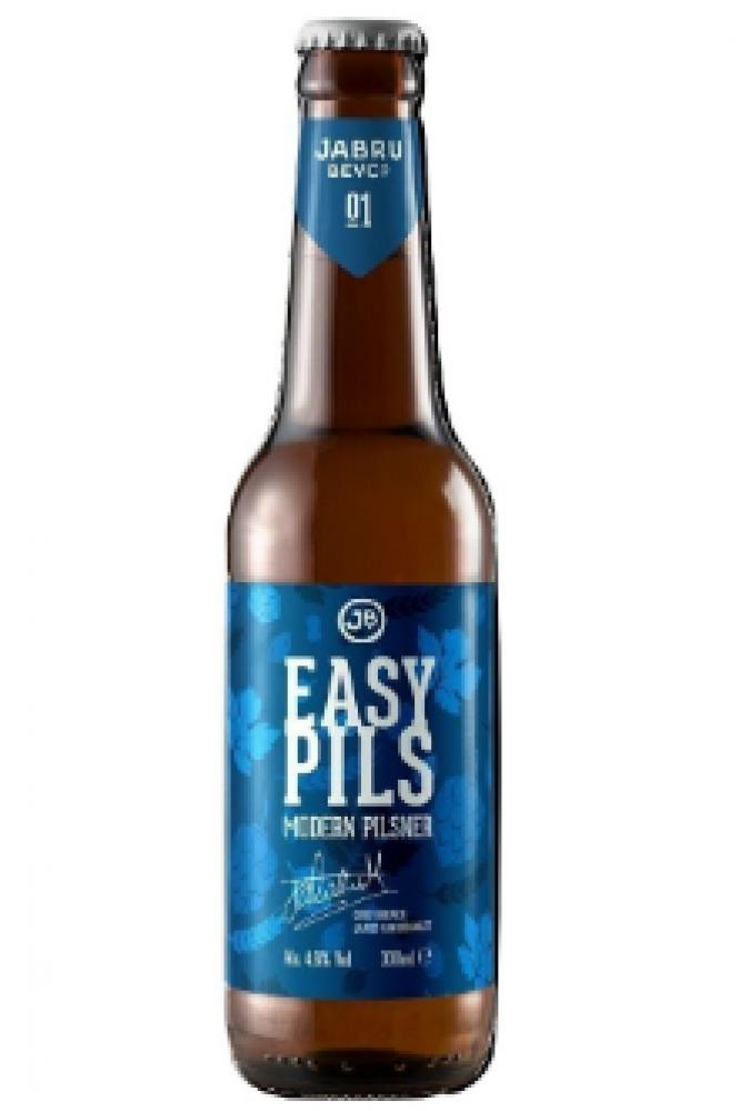 Jabru Easy Pils 330ml