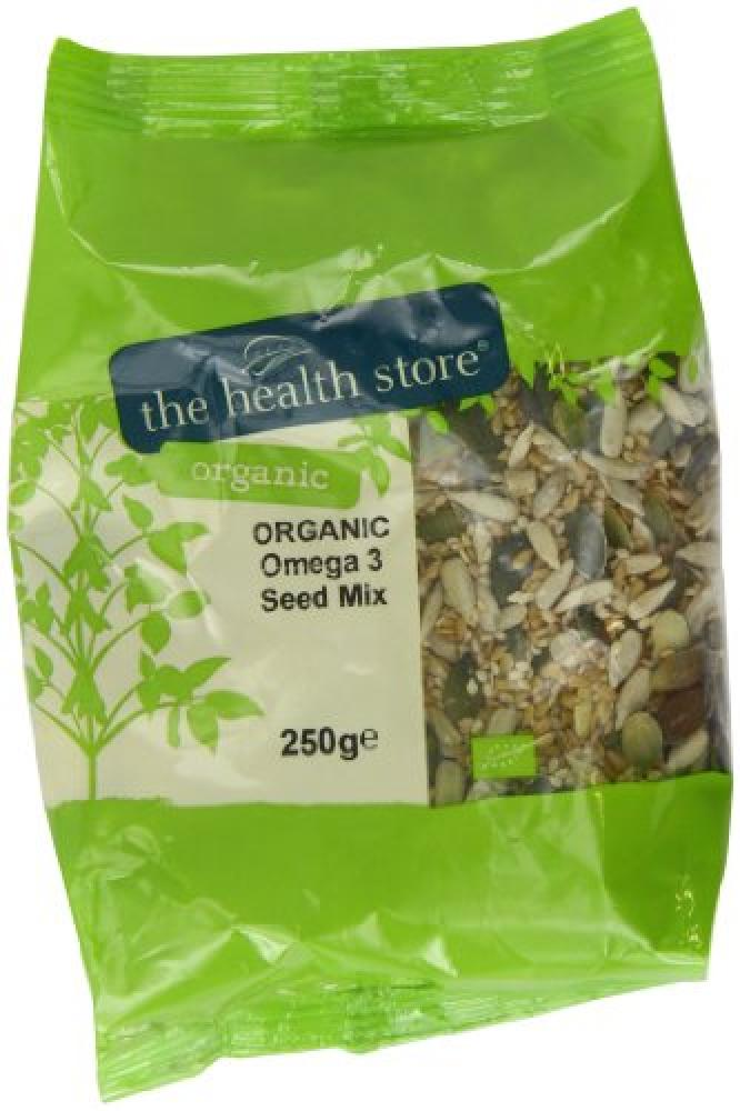Health Store Organic Four Seed Mix 250g