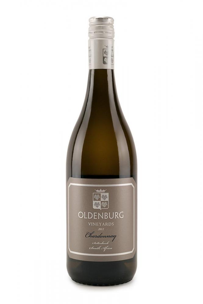 Oldenburg Chardonnay 2012 Wine 75 cl