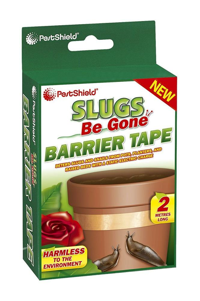 Pest Shield Slugs Be Gone Barrier Tape 2 Metres