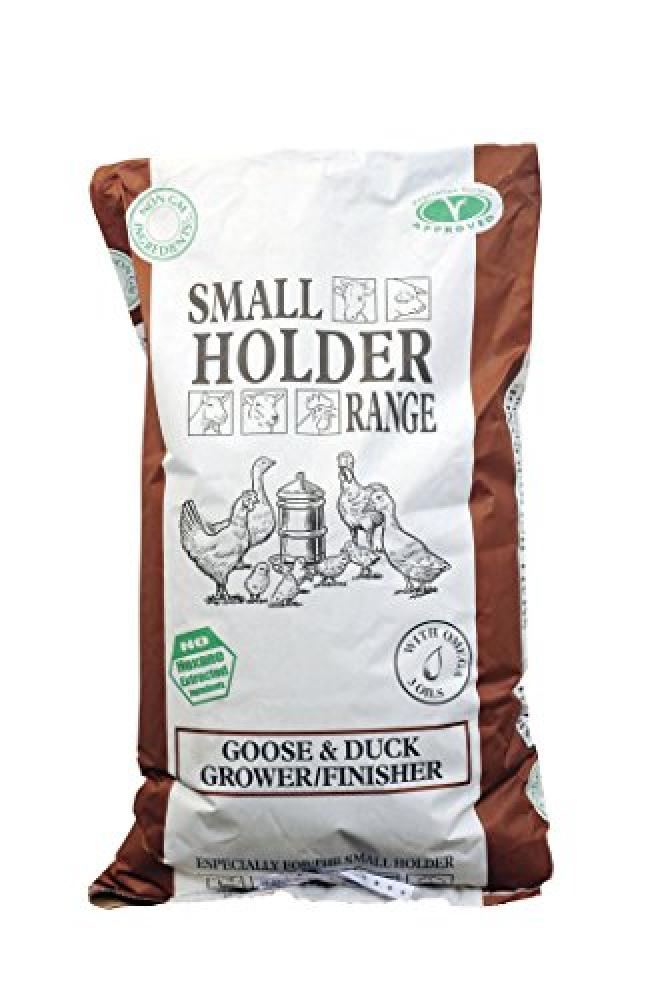 Small Holder Range Goose and Duck Grower - Finisher 20kg