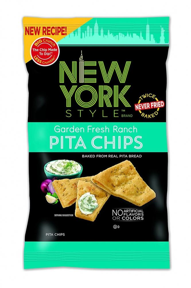 New York Garden Fresh Ranch Pita Chips 227g