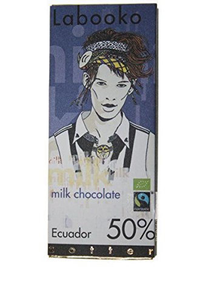 Zotter Chocolate Labooko Ecuador 50 Chocolate 70g