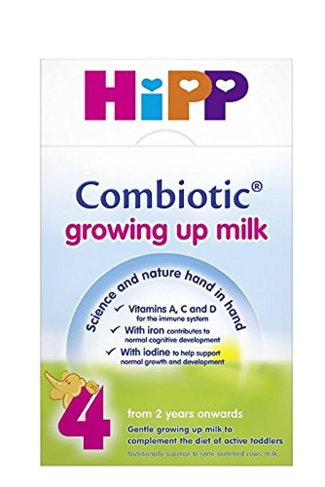Hipp Organic Growing Up Milk From 2 Years 600 g