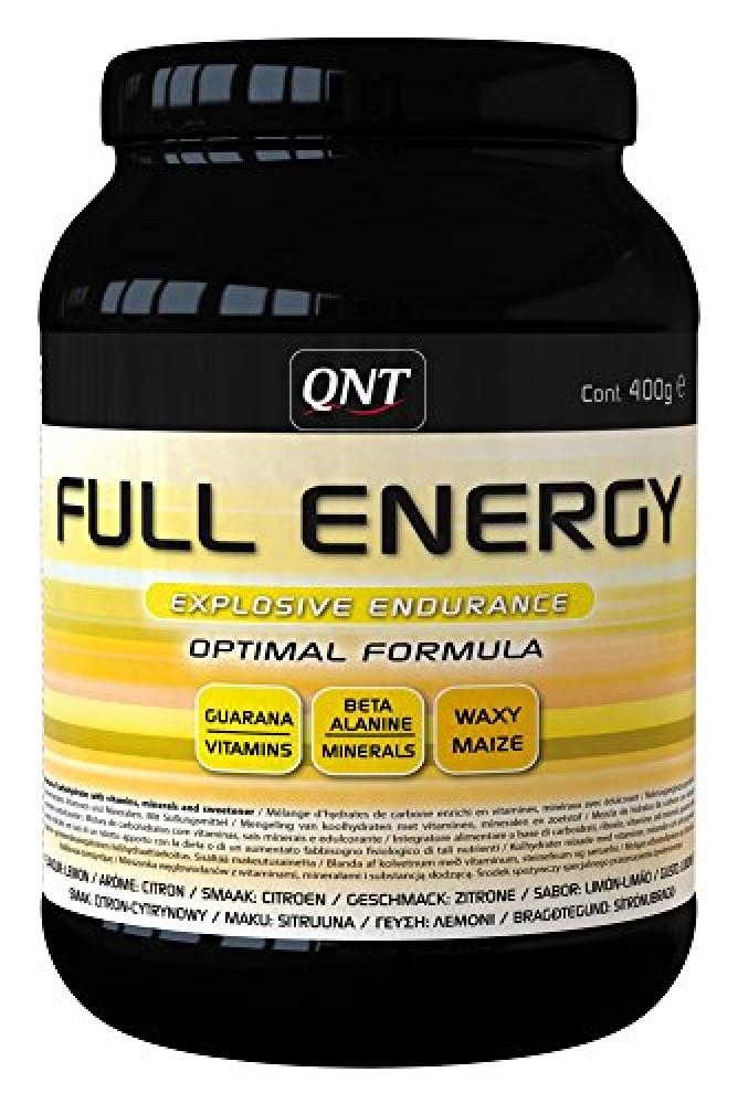 QNT Full Energy Performance and Endurance Drink Powder Lemon 400g