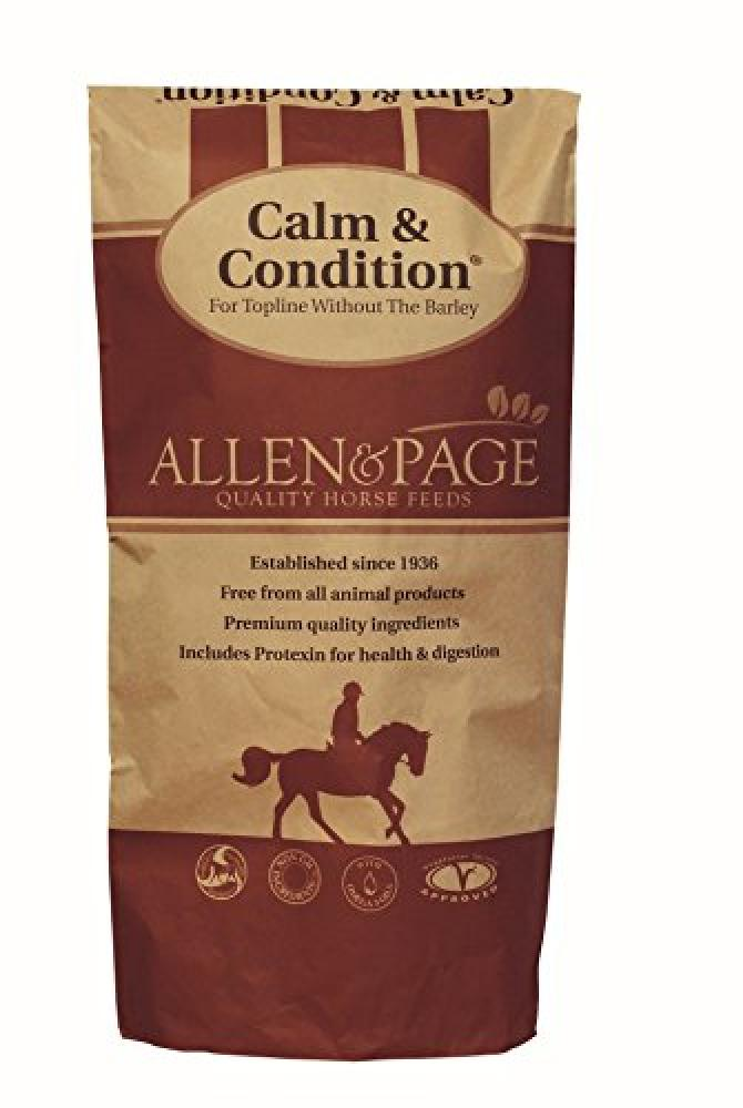 Allen and Page Calm and Condition Horse Feed 20kg