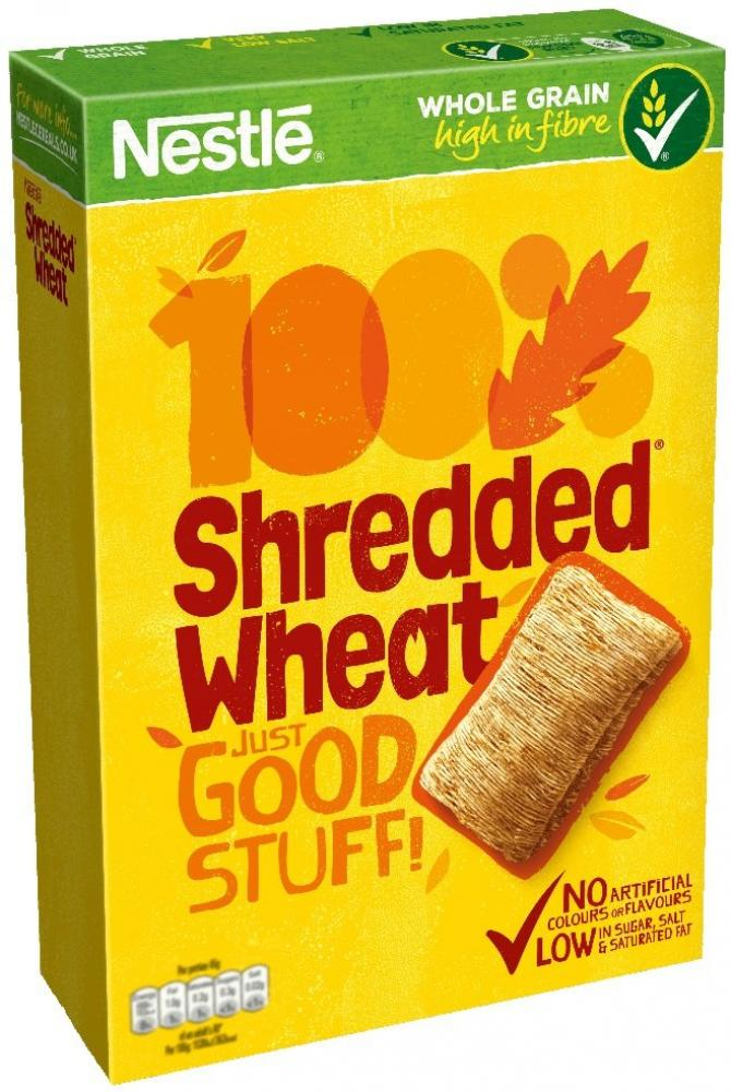 Nestle Shredded Wheat 24 Biscuits