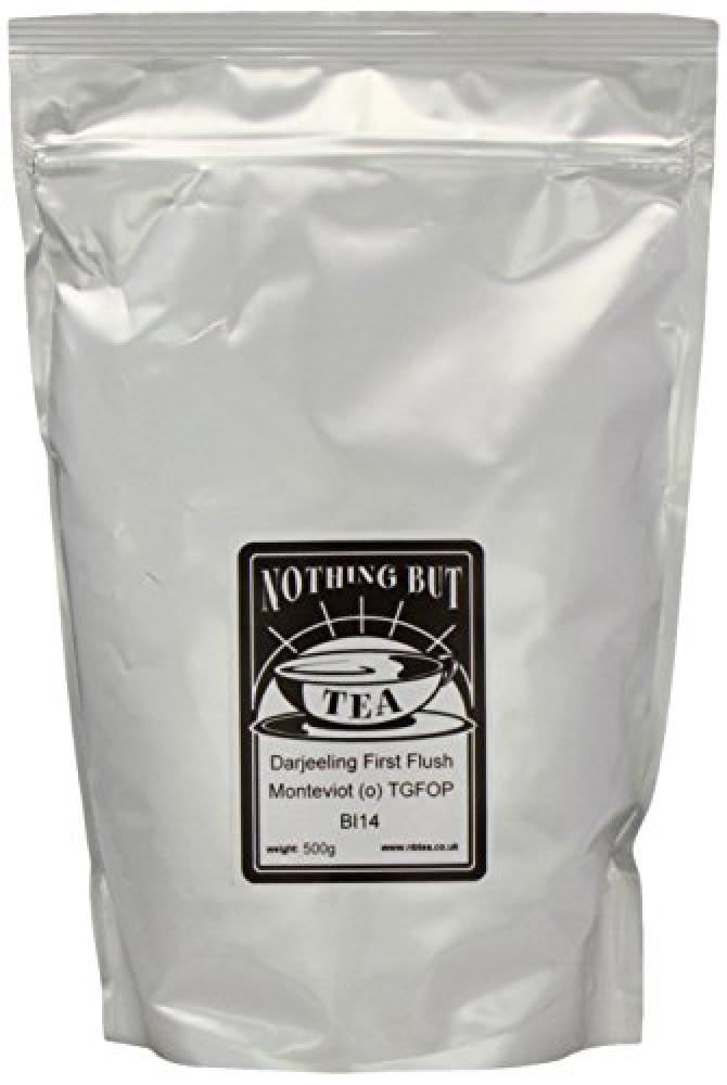 Nothing But Tea Darjeeling First Flush Montiviot FTGFOP1 500g
