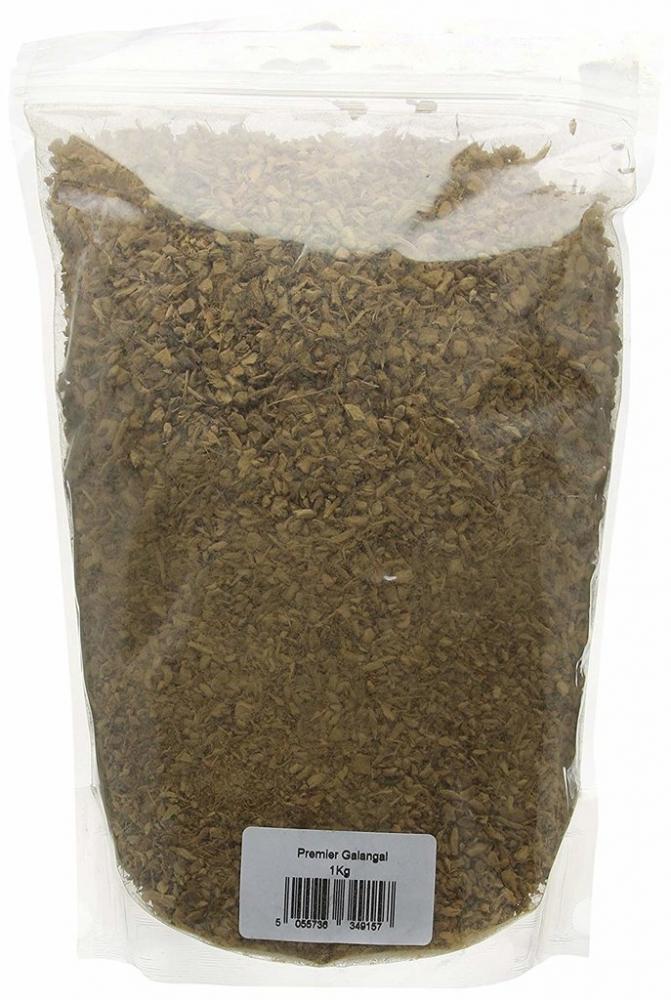 JustIngredients Galangal Root Cut 1 kg