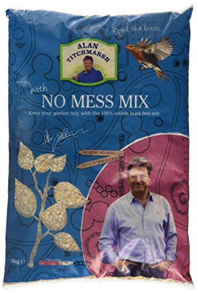 Alan Titchmarsh No Mess Seed 4kg