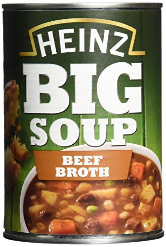 Heinz Beef Broth Big Soup 400g