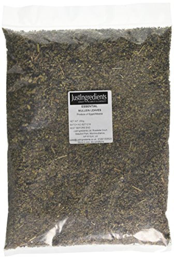 JustIngredients Essential Mullein Leaves 250 g