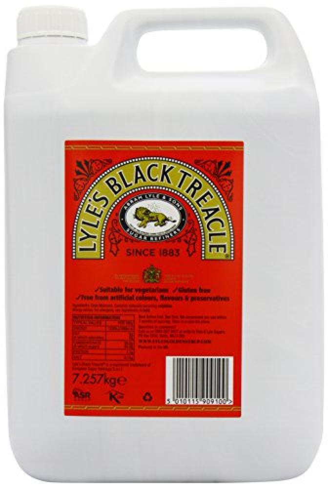 Lyles Black Treacle 7.257 kg