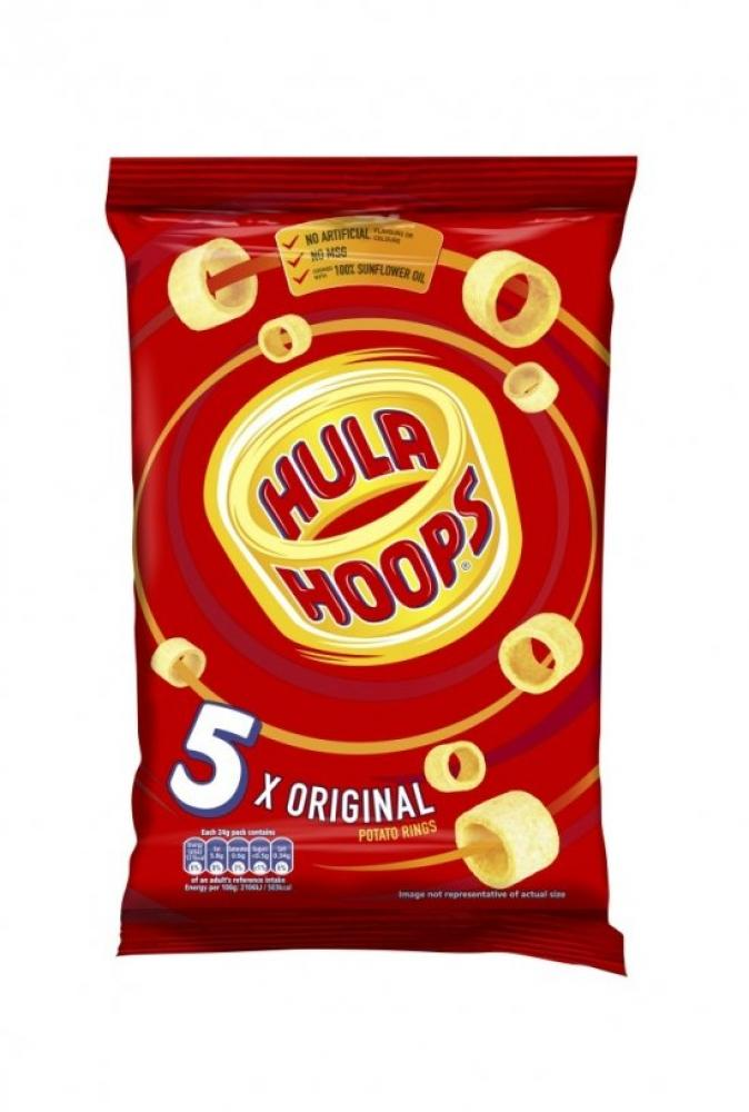 Hula Hoops Original 24g x 5
