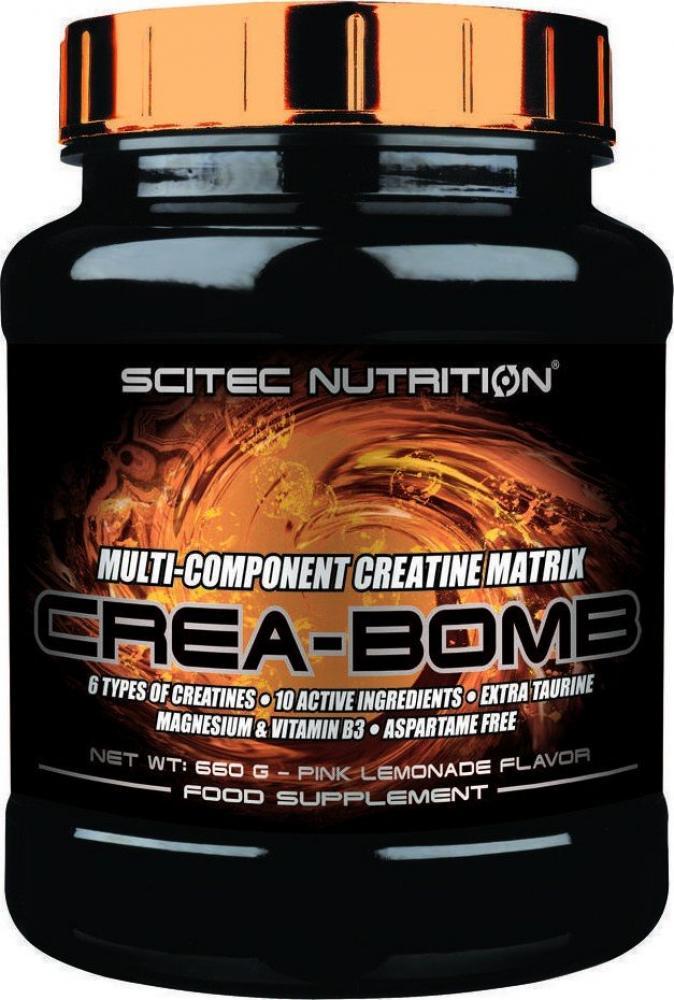Scitec Nutrition Crea-Bomb Pink Lemonade Flavour 660g
