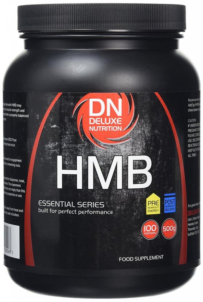 Deluxe Nutrition HMB Powder 500g