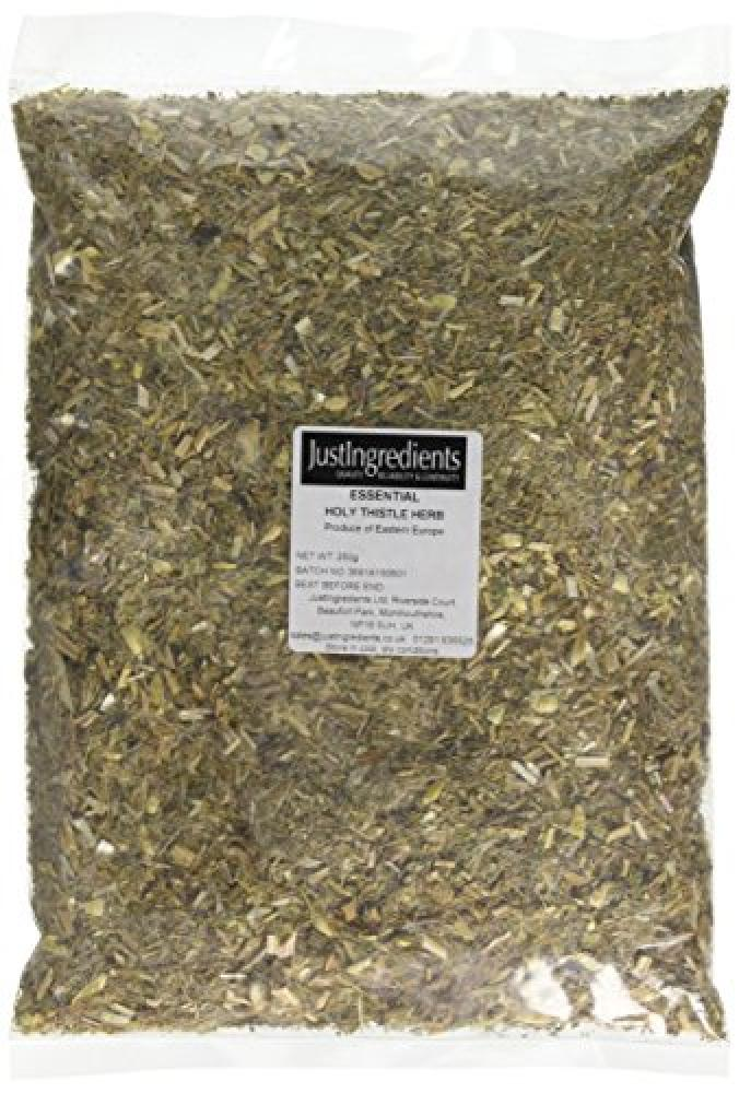 JustIngredients Essential Holy Thistle Herb 250 g