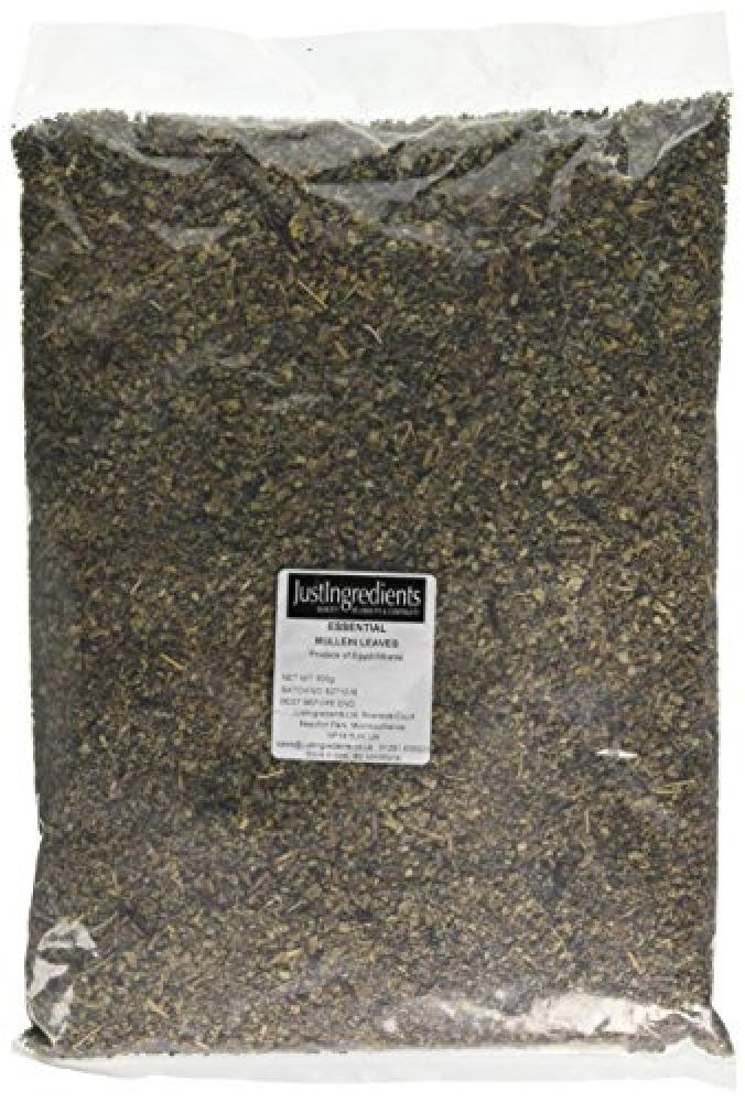 JustIngredients Essential Mullein Leaves 500 g