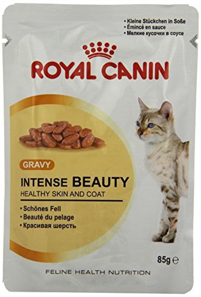 Royal Canin Cat Food Intense Beauty 85g