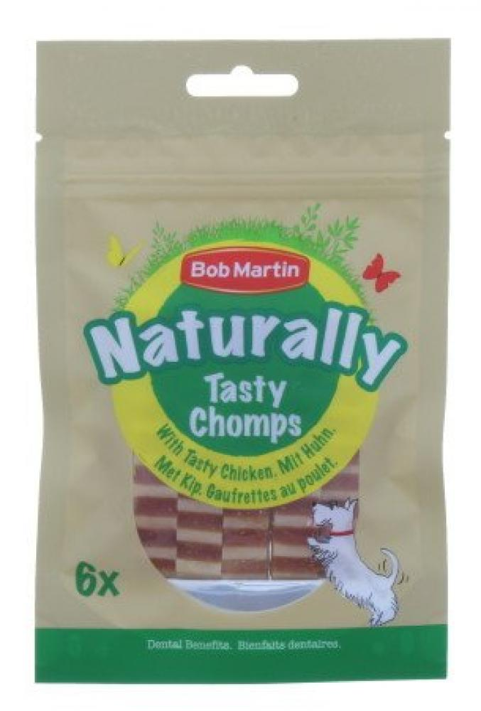Bob Martin Naturally Tasty Chomps 6 pack