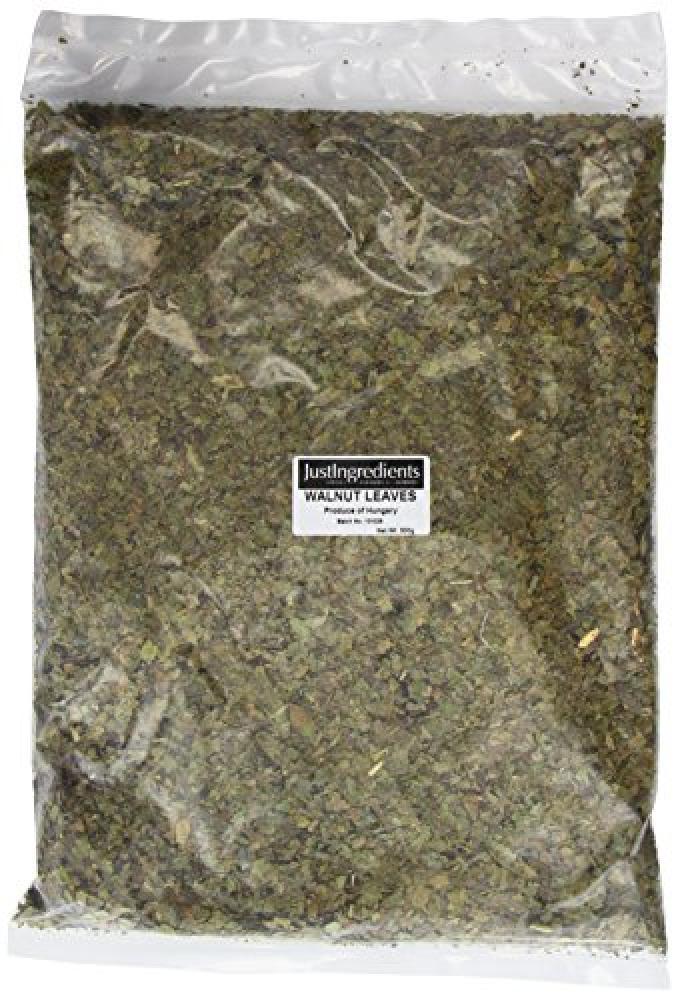 JustIngredients Essential Walnut Leaves 500 g
