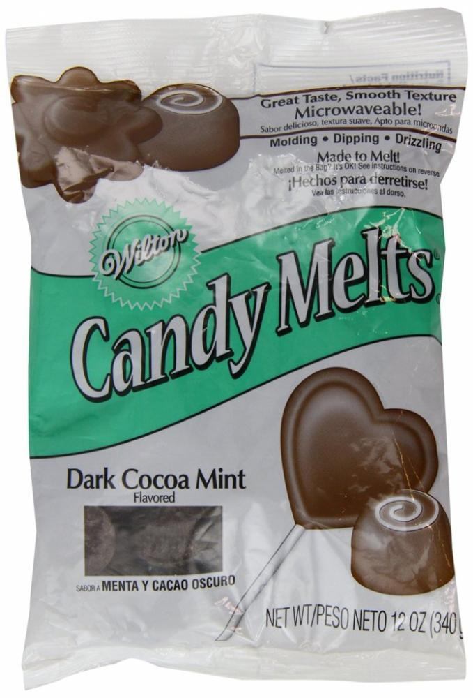 Wilton Candy Melts Marshmallow 283g