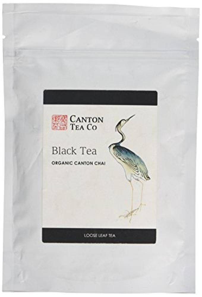 Canton Tea Co Black tea Organic Canton Chai 50g