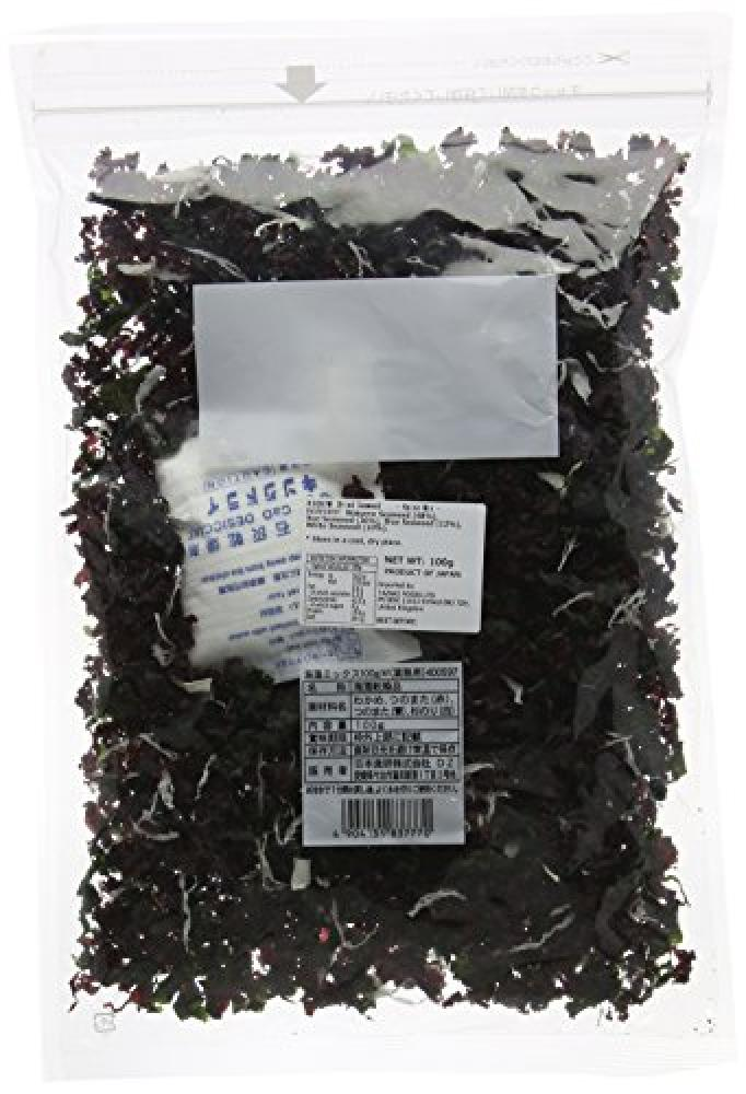 Kaiso Dried Seaweed Salad Mix for Fish 100 g