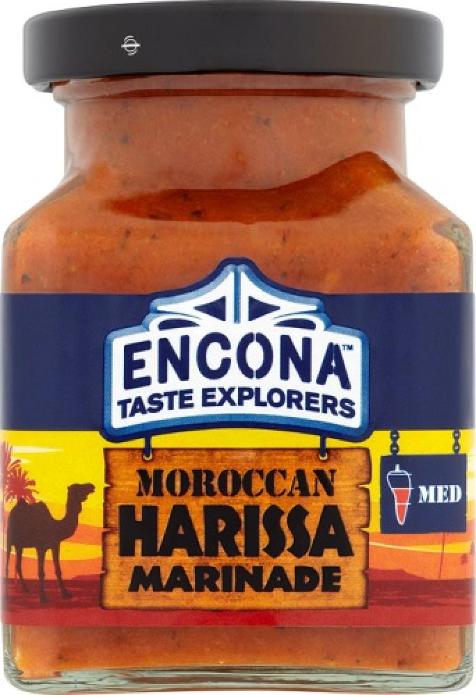 Encona Moroccan Harissa Marinade 180g