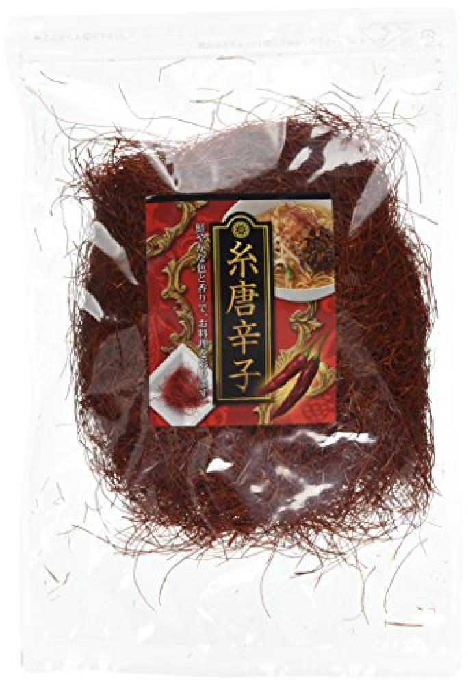 FURTHER REDUCTION  JFC Aioi Ito Togarashi Shredded Chilli Pepper Red 100 g