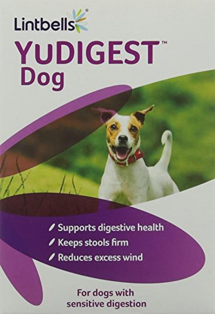 Lintbells For Dogs With Sensitive Digestion 120 tablets