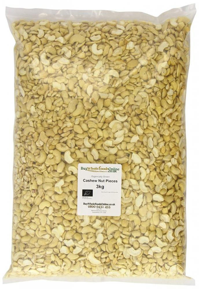 Buy Whole Foods Buy Whole Foods Cashew Nut Pieces 2500g
