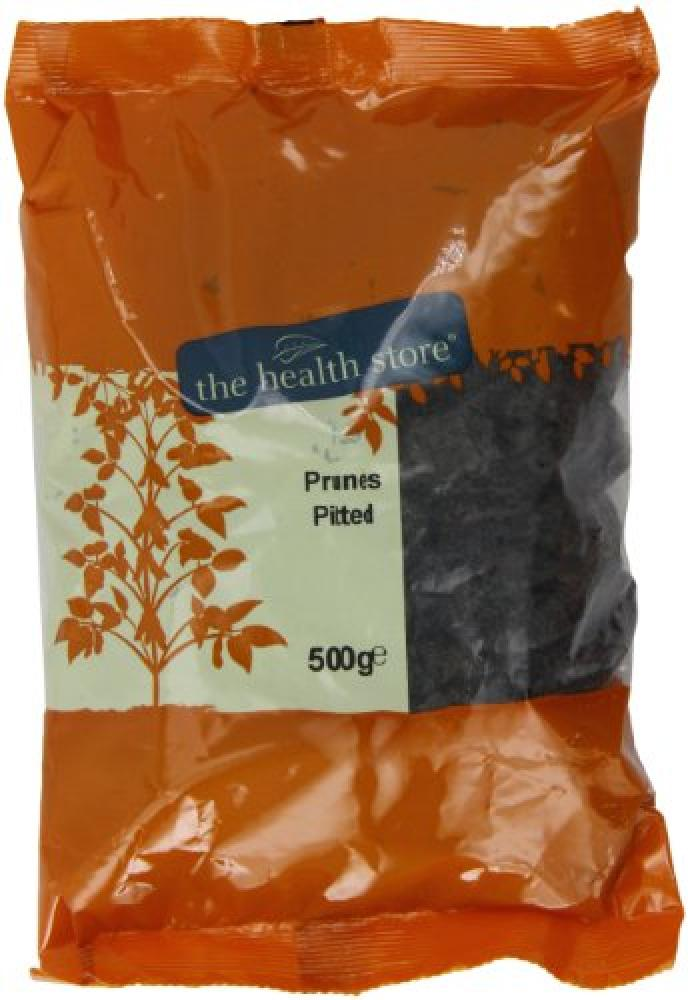 Health Store Pitted Prunes 500 g