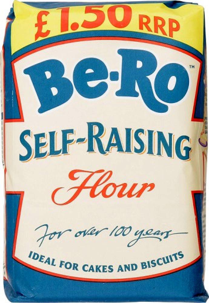 Be Ro Self Raising Flour 1.25kg