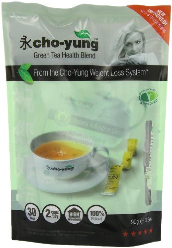 Cho-Yung Weight Loss Tea - 30 Tea Bags 90 g