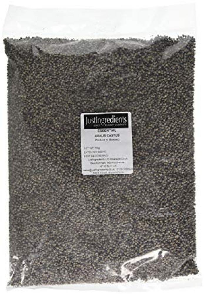 JustIngredients Agnus Castus Berries 1Kg