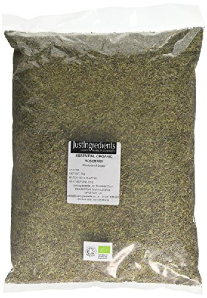 JustIngredients Essential Organic Rosemary Loose 1kg